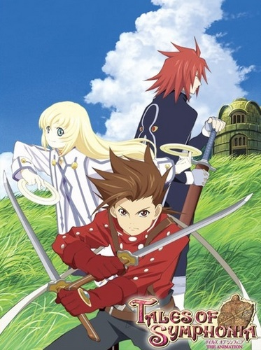 Tales of Symphonia The Animation 1