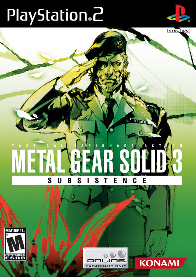 Metal Gear Solid 3 Existence