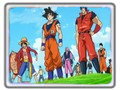 Toriko x One Piece x Dragon Ball Z